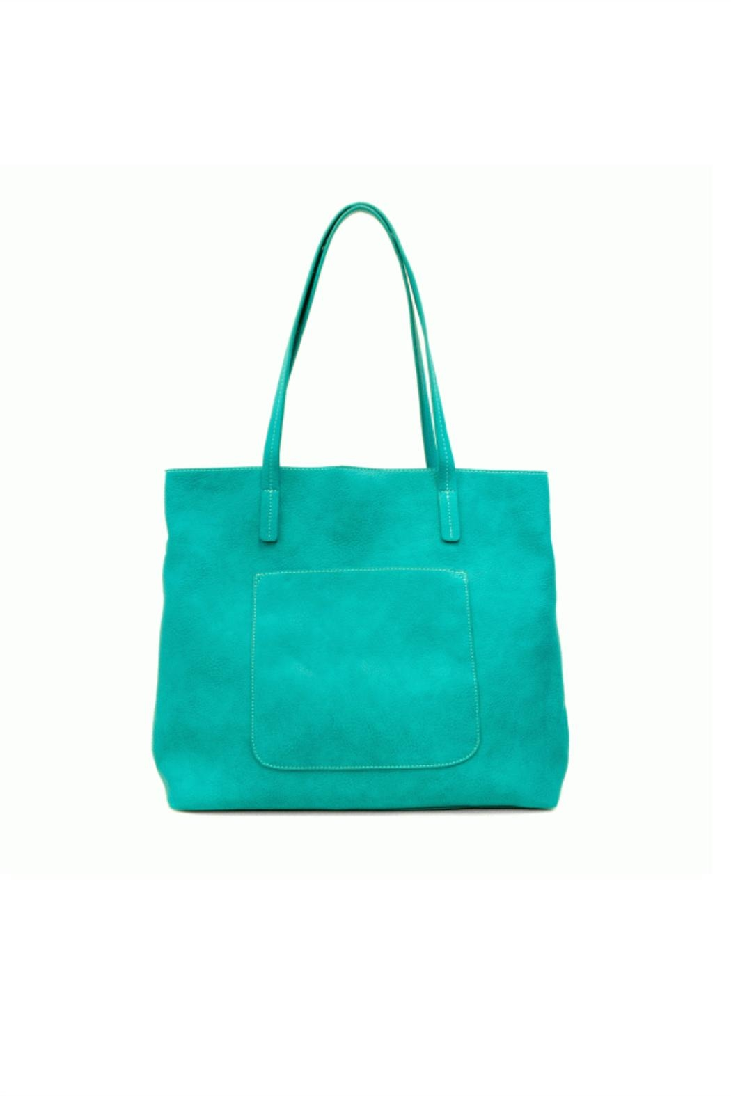 Joy Accessories Megan Tote - Front Cropped Image