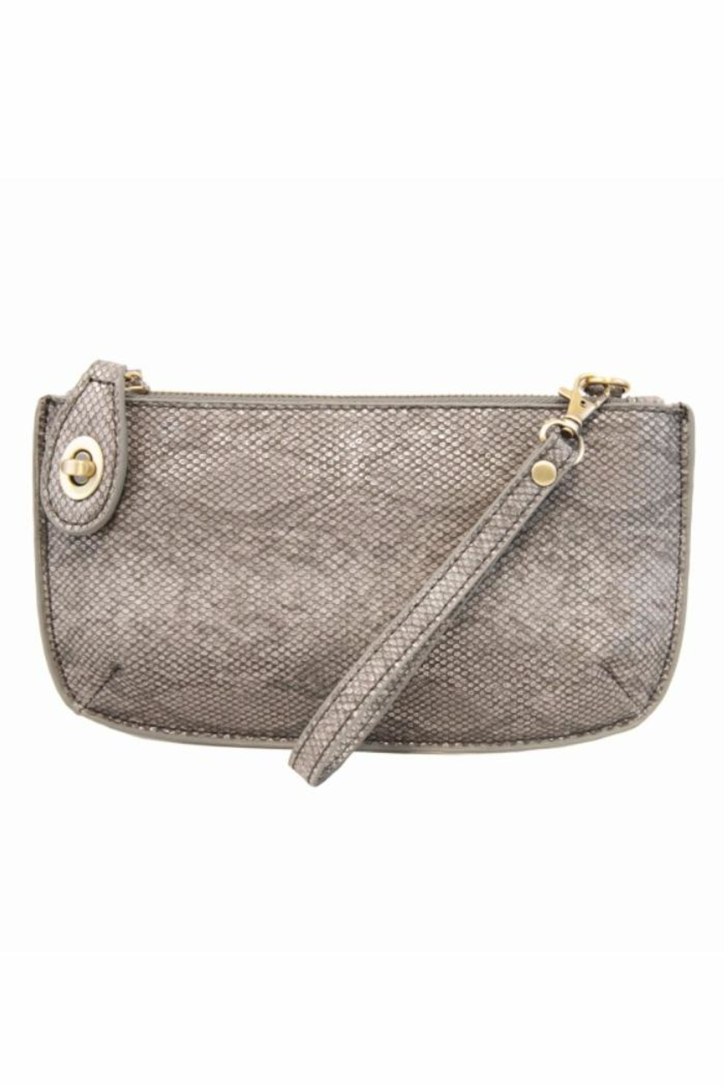 Joy Accessories Mini Clutch Crossbody - Front Cropped Image