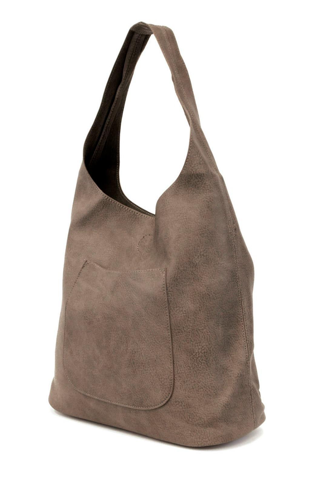 Joy Accessories Molly Slouchy Hobo - Front Full Image
