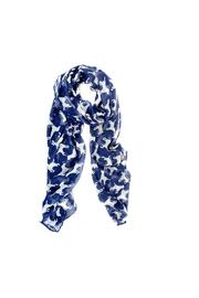 Joy Accessories Navy Puppy Scarf - Product Mini Image
