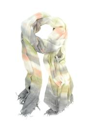 Joy Accessories Ombre Watercolor Scarf - Product Mini Image