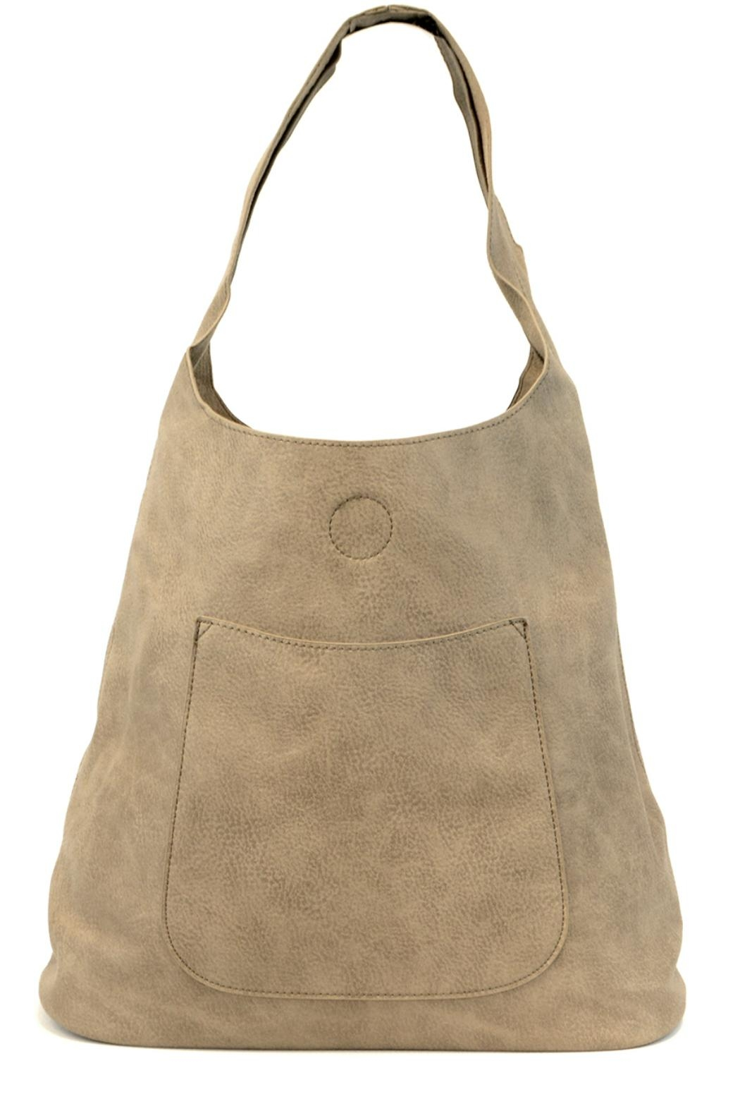 Joy Accessories Slouchy Hobo Bag - Main Image