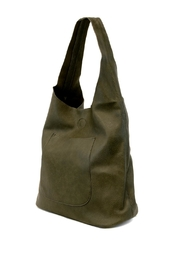 Joy Accessories Slouchy Hobo Bag - Product Mini Image