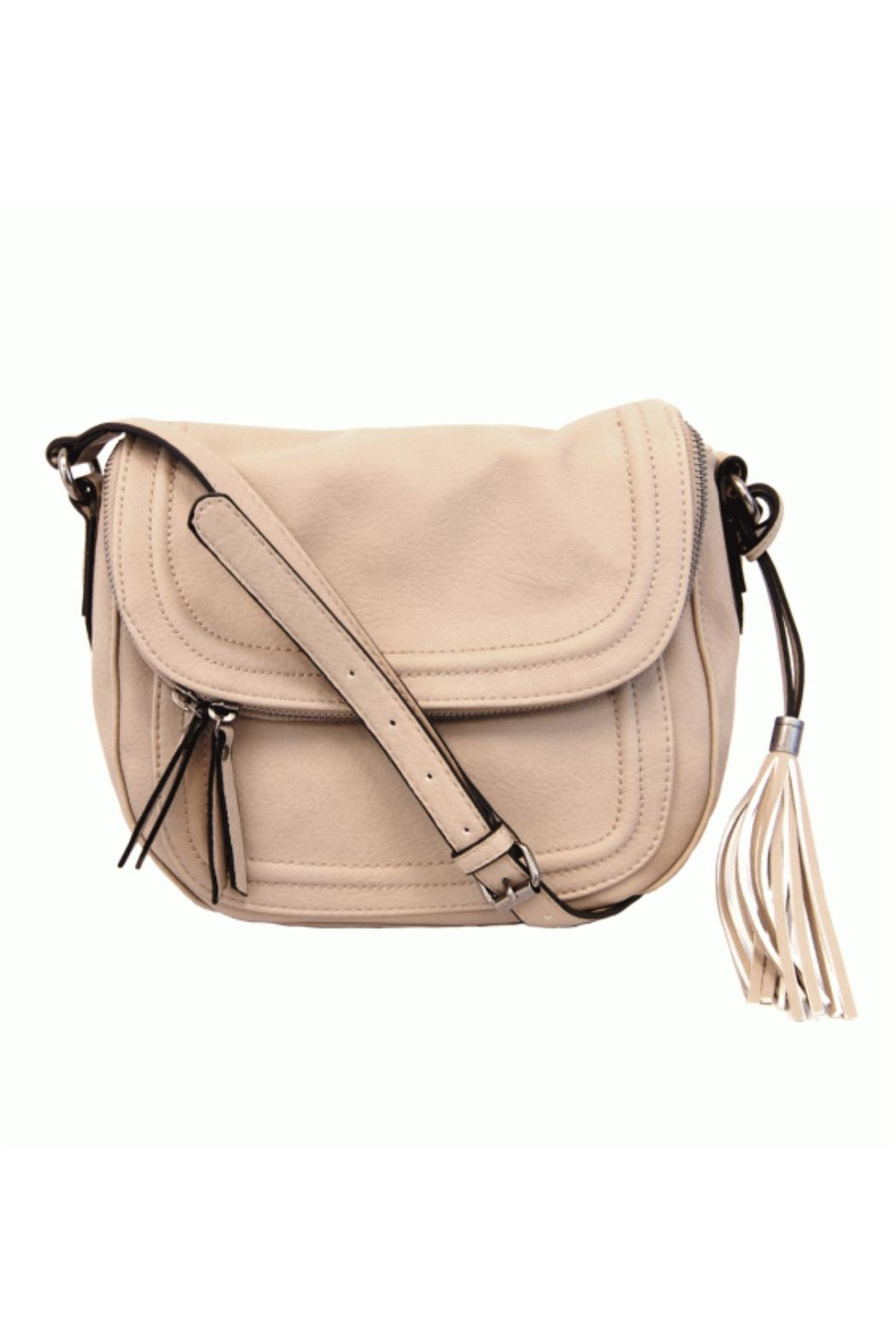 Joy Accessories Sophia Cross Body Bag - Front Cropped Image