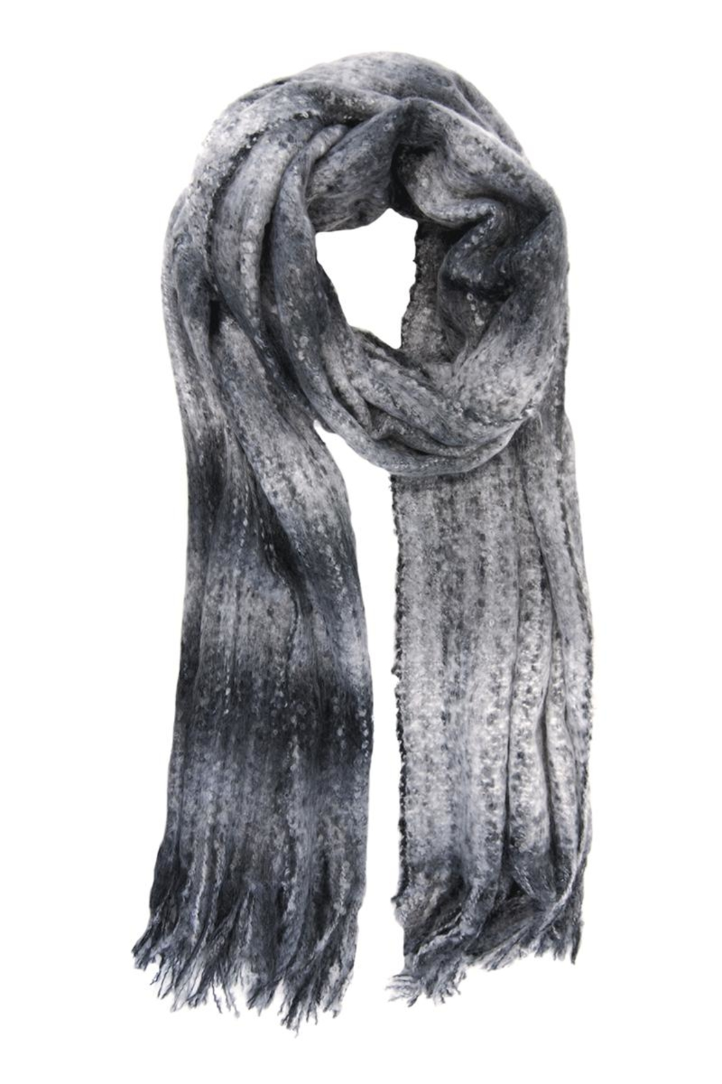Joy Accessories Woven Ombre Scarf - Main Image