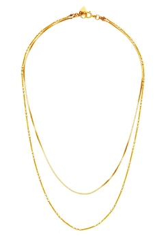 Joy Dravecky Eternal Layered Necklace - Alternate List Image