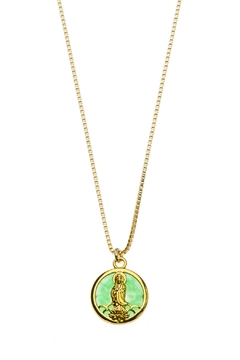 Joy Dravecky Legend Charm Necklace - Alternate List Image