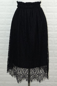 Joy Joy Reversible Lace Skirt - Product List Image