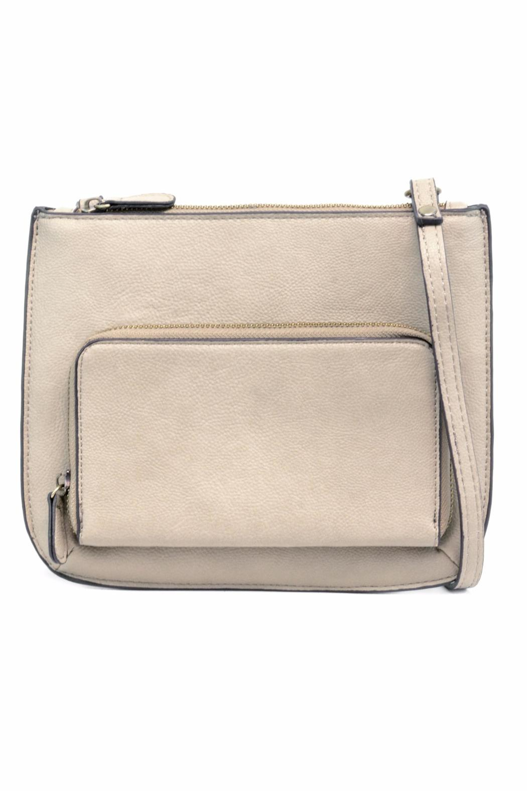 Joy susan cross body bag from maine by bella fiore joy susan cross body bag front cropped image jeuxipadfo Gallery
