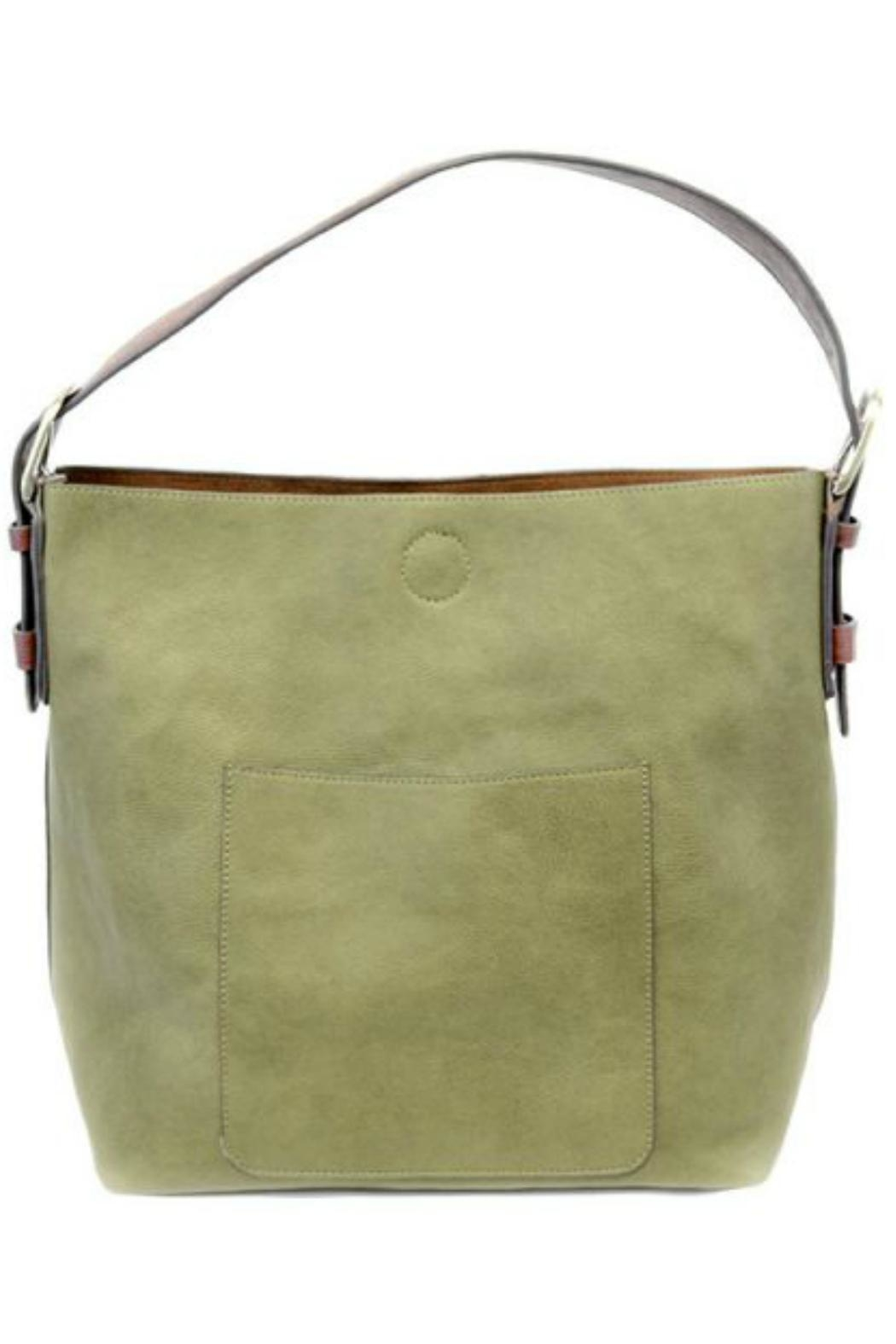 Joy Susan Hobo With Handle - Front Cropped Image