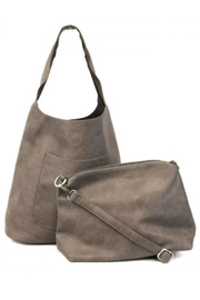 Joy Susan Slouchy Hobo Handbag - Side cropped