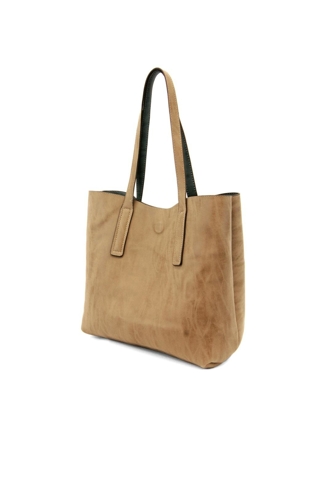 Joy Susan Accessories Carly Reversible Tote - Side Cropped Image