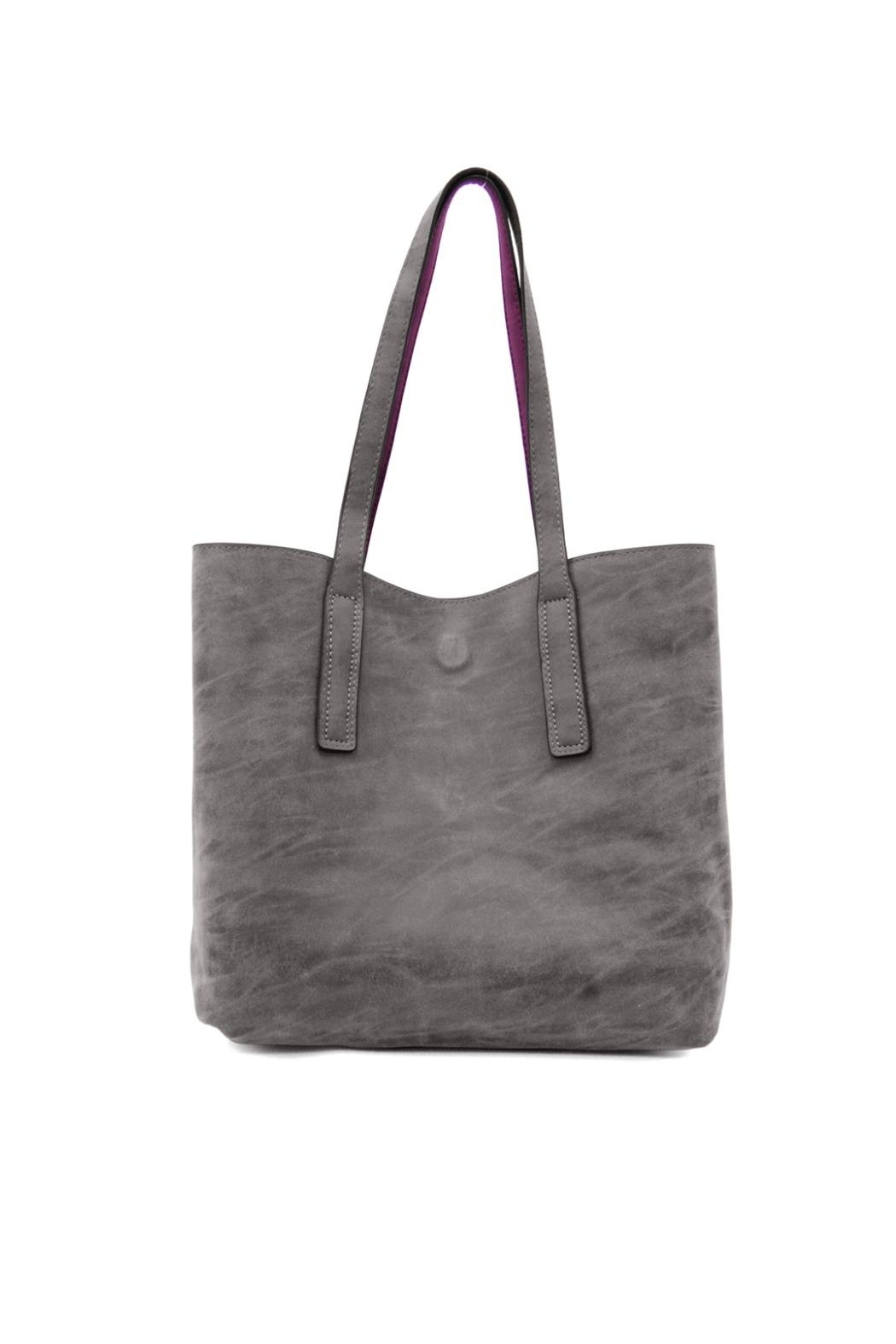 Joy Susan Accessories Carly Reversible Tote - Front Full Image