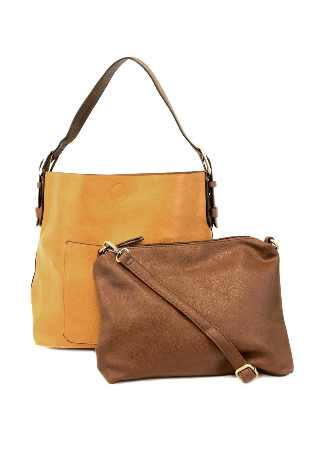 e51450a78d Joy Susan Accessories Classic Hobo Handbag from Chicago by What She ...