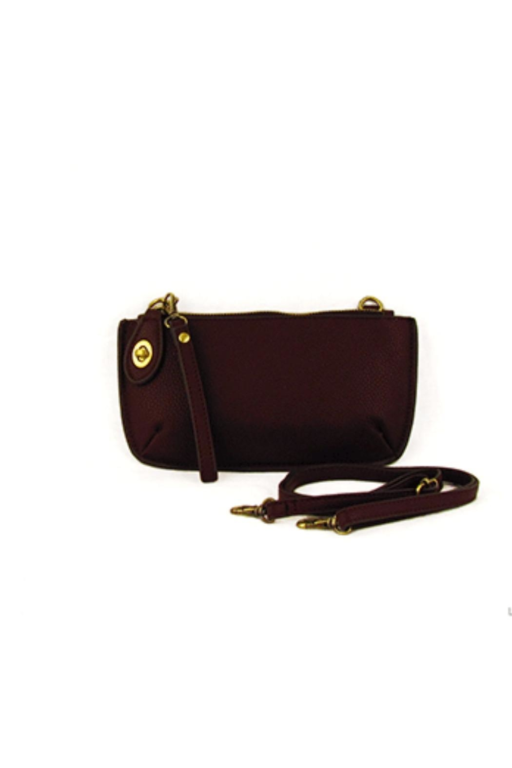 Joy Susan Accessories Convertible Crossbody Wristlet - Front Cropped Image