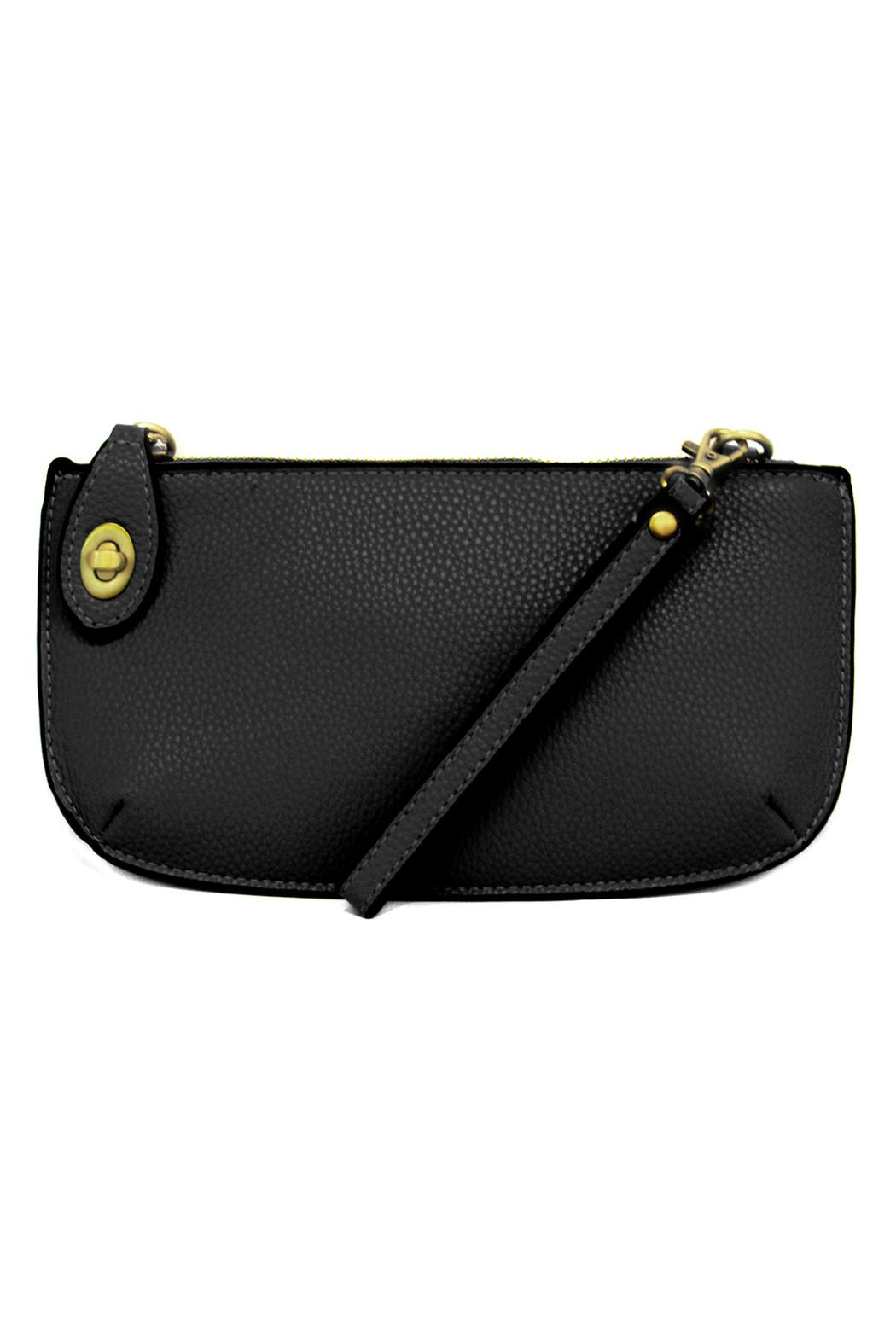 Joy Susan Accessories Crossbody Wristlet Clutch - Front Cropped Image