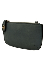 Joy Susan Accessories Crossbody Wristlet Clutch - Front full body