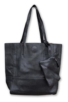 Shoptiques Product: Faux Leather Tote
