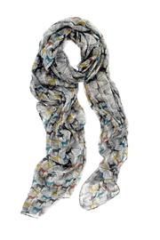 Joy Susan Accessories Horse Oblong Scarf - Front cropped