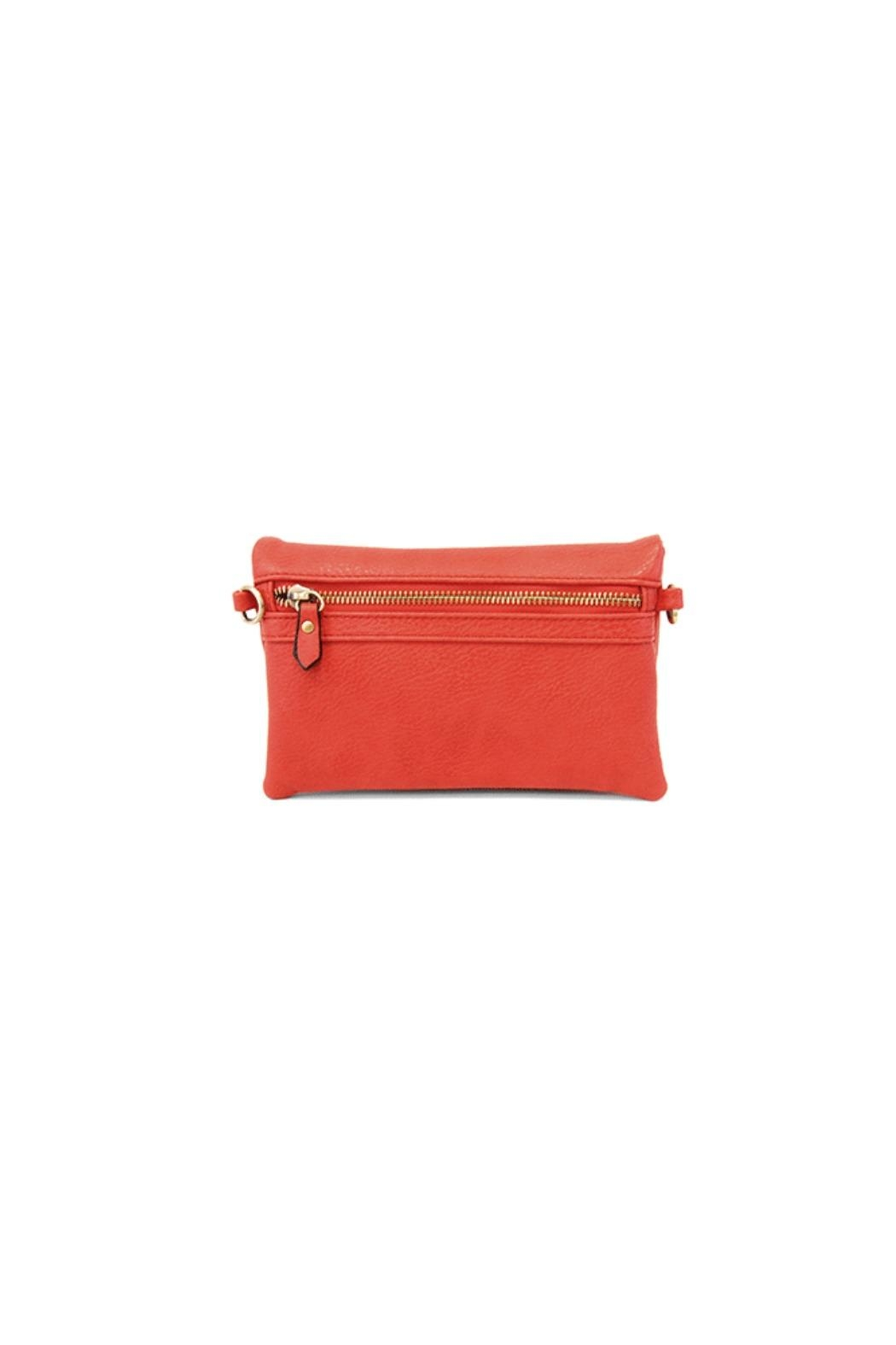 Joy Susan Accessories Kate Crossbody Clutch - Side Cropped Image