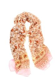 Joy Susan Accessories Lucky Elephant Scarf - Product Mini Image