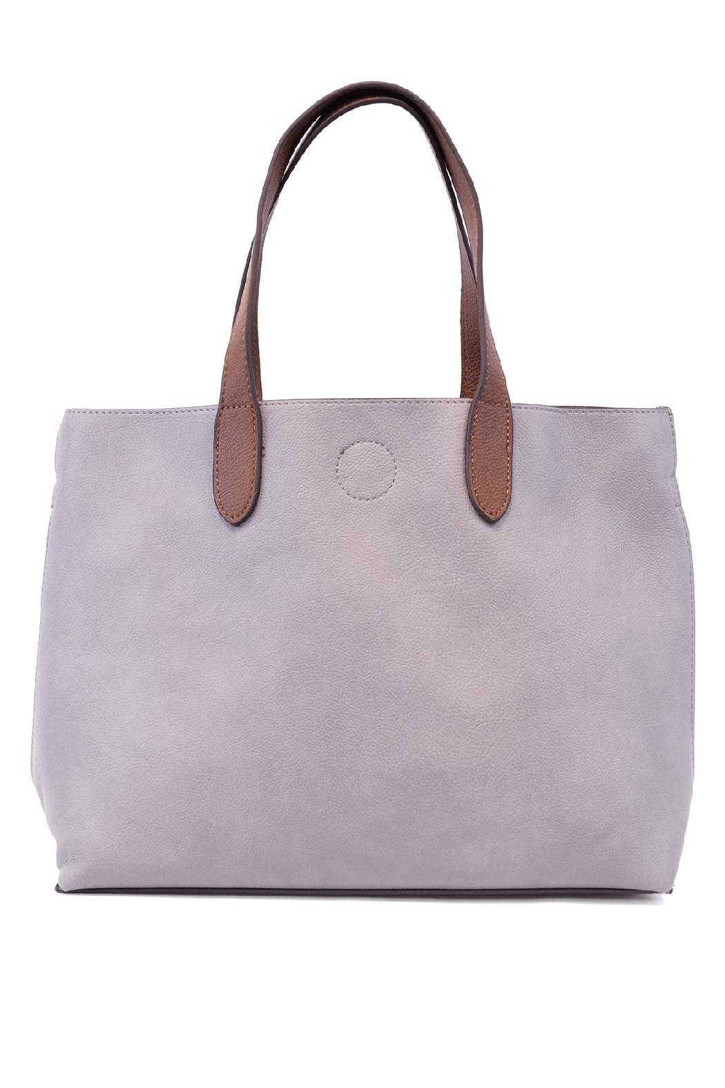 Joy Susan Accessories Mariah Convertible Tote - Front Cropped Image