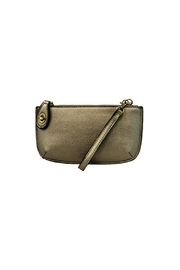 Joy Susan Accessories Metallic Wristlet Crossbody - Product Mini Image