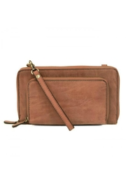 Joy Susan Accessories Mini Convertible Zip Wallet - Front cropped
