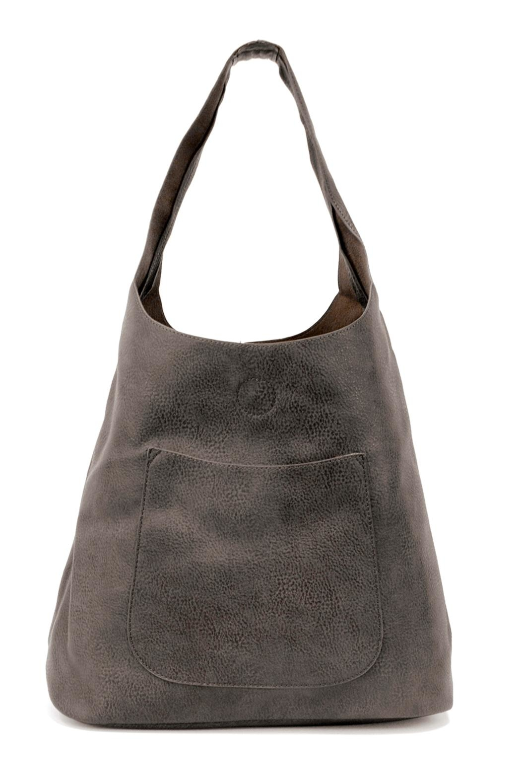 Joy Susan Accessories Molly Slouchy Hobo - Front Cropped Image