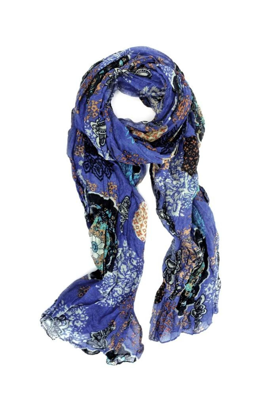 Joy Susan Accessories Pompeii Paisley Scarf - Main Image