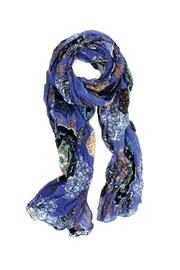 Joy Susan Accessories Pompeii Paisley Scarf - Front cropped