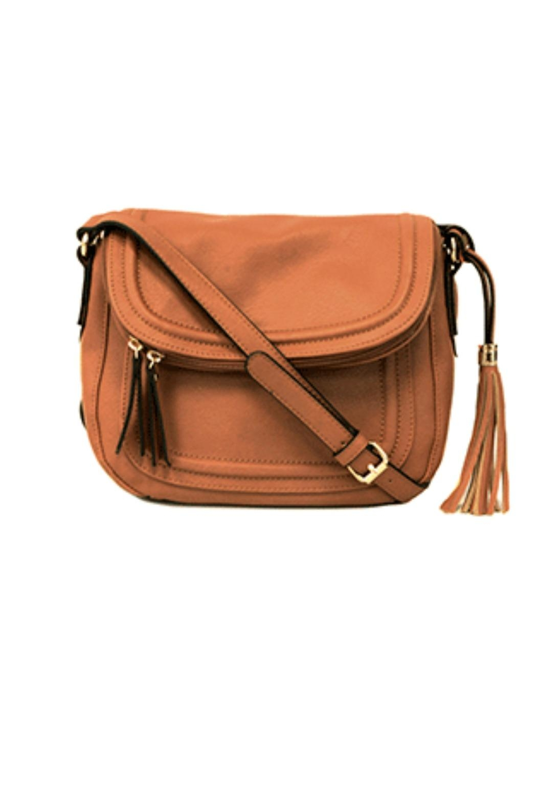 Joy Susan Accessories Sophia Crossbody - Front Cropped Image