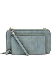 Shoptiques Product: Teal Convertible Crossbody