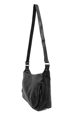Joy Susan Accessories Vegan Distressed Hobo - Alternate List Image