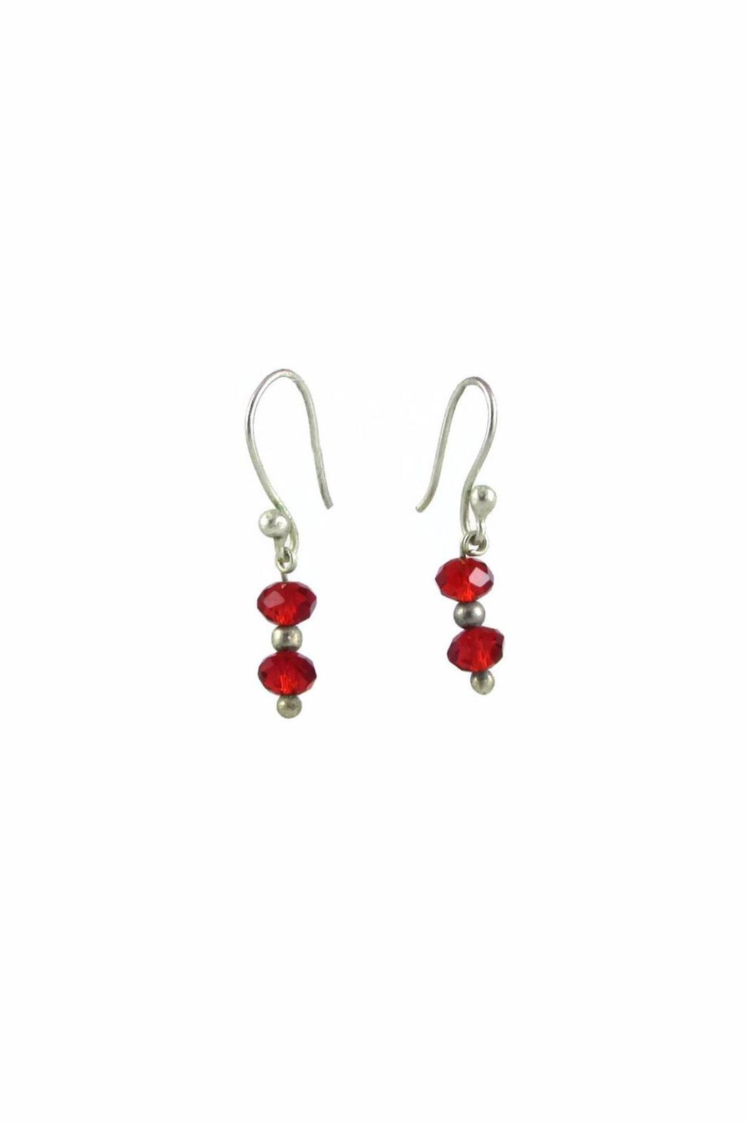 Joyas San Diego Brillo Earrings - Front Cropped Image