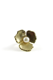 Joyas San Diego Petals Adjustable Ring - Product Mini Image