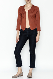 JoyJoy Cropped Cardigan - Side cropped
