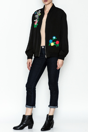 JoyJoy Reversible Bomber Jacket - Side cropped