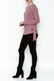 JoyJoy Striped Top - Side cropped