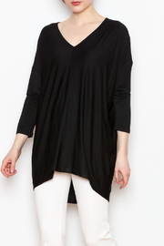 JoyJoy V-Neck Tunic - Front cropped