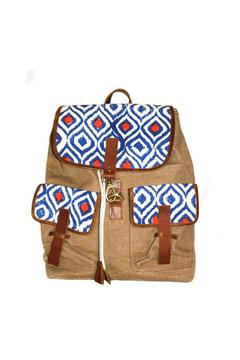 Shoptiques Product: Aztec Backpack