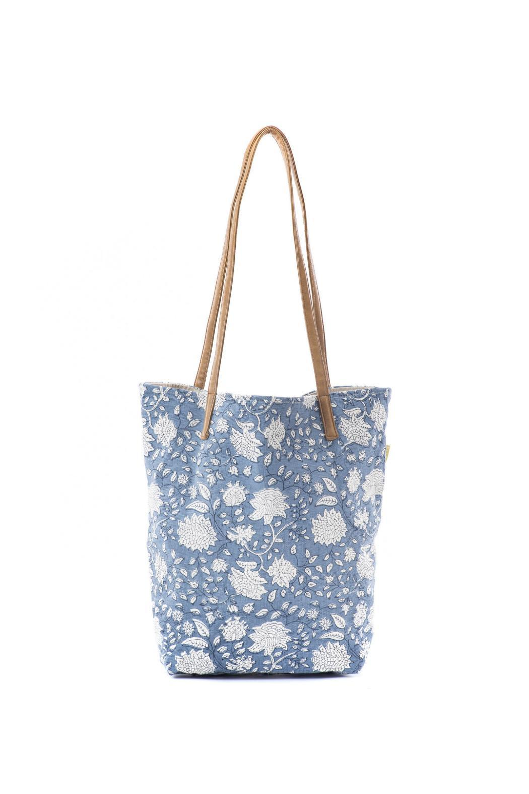 JOYN INDIA Bucket Tote - Front Cropped Image