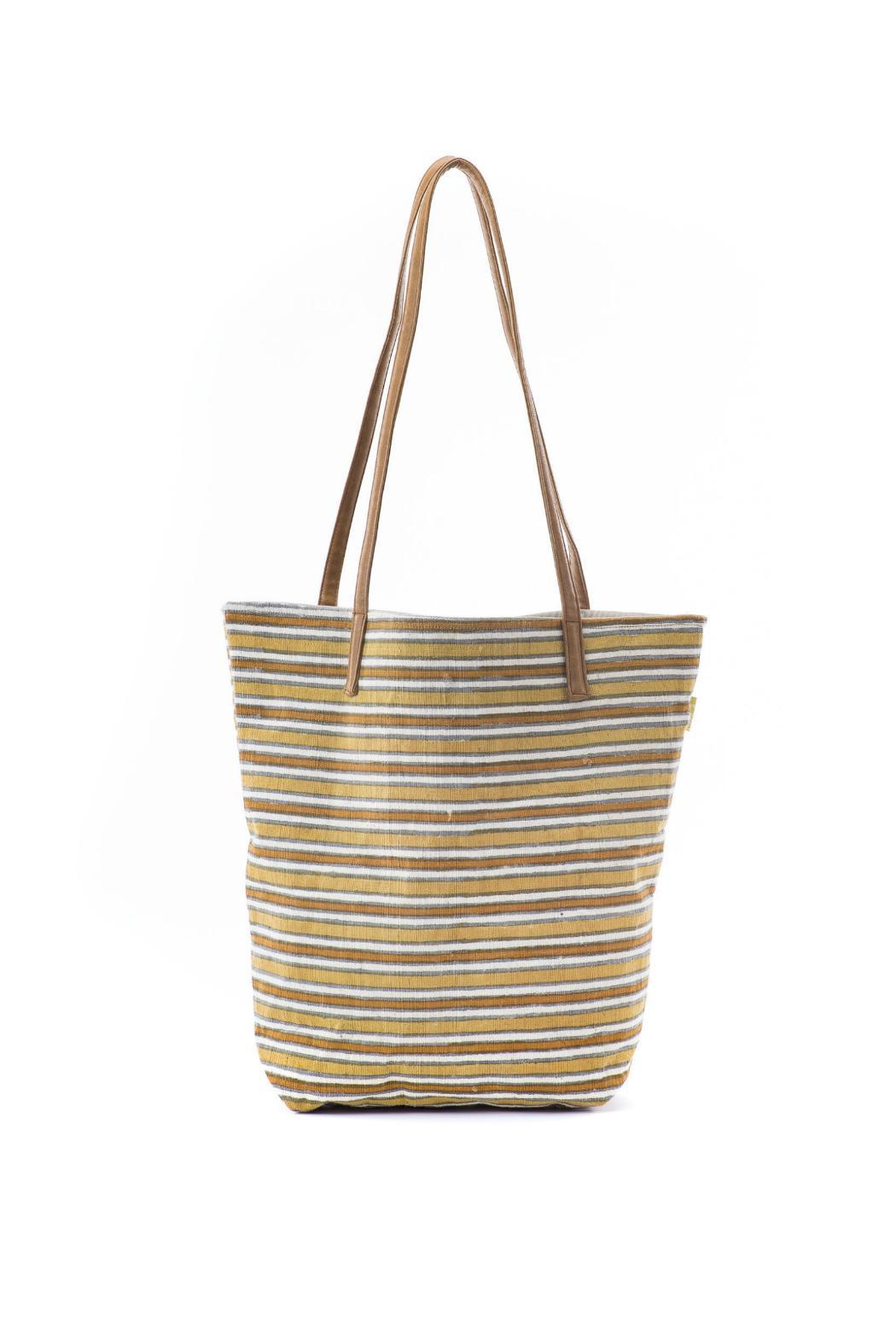 JOYN INDIA Bucket Tote - Main Image