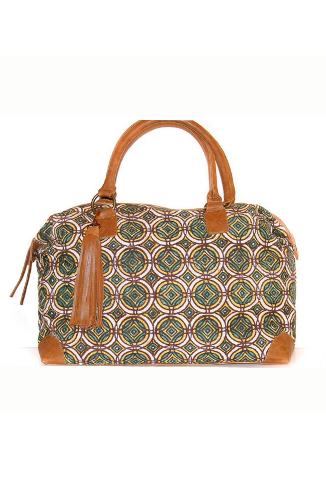 JOYN INDIA Joyn Weekender Bag from Kentucky by Picket Fence — Shoptiques bbdb8e817c