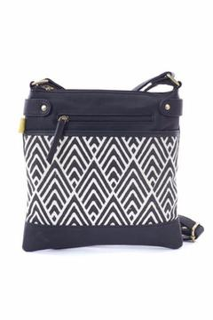 Shoptiques Product: Leather Crossbody Purse