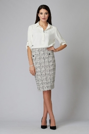 Joseph Ribkoff JR Skirt - Front cropped