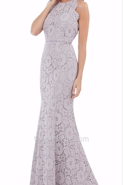JS Collection Floral Lace T-Back Dress - Product List Image