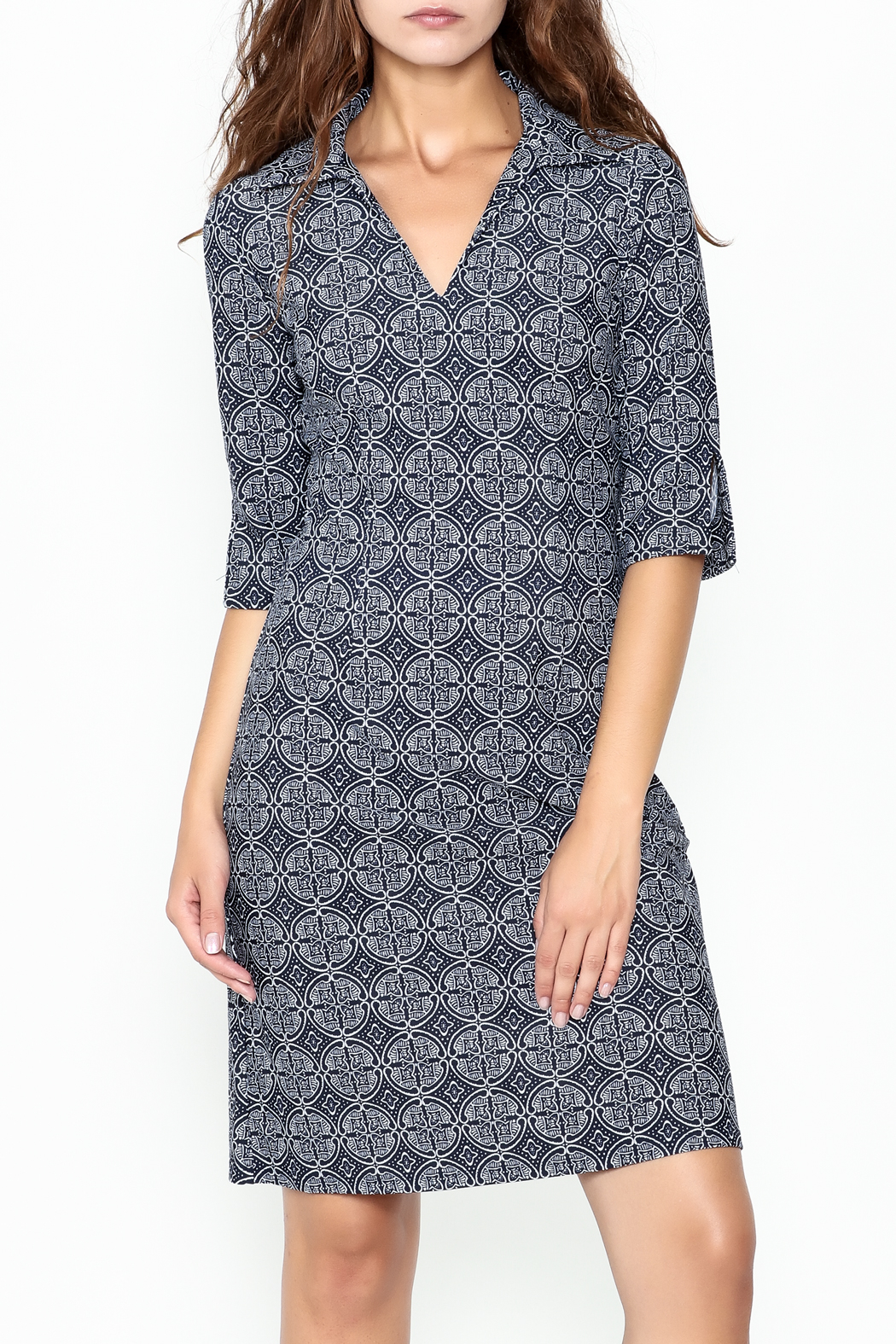 Jude Connally Megan Tunic Dress - Main Image