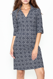 Jude Connally Megan Tunic Dress - Front cropped