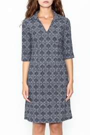Jude Connally Megan Tunic Dress - Front full body